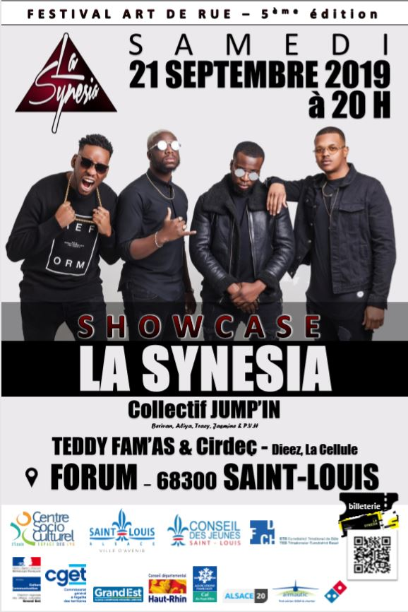 Showcase de la Synesia