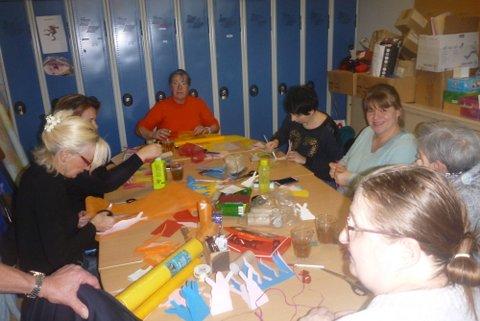Atelier récup'art