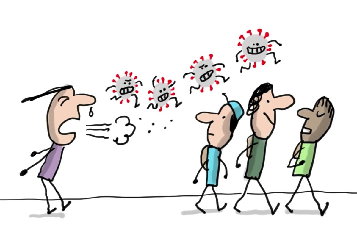 Le Coronavirus expliqué aux plus petits