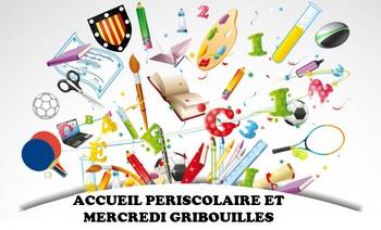Accueil Périscolaire et Mercredi Gribouilles