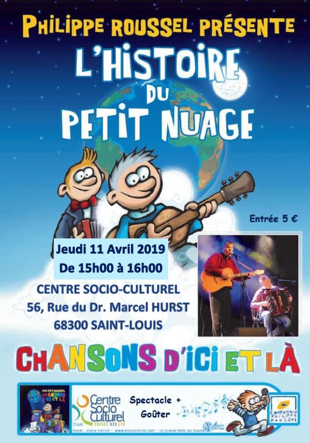 L'histoire du Petit Nuage